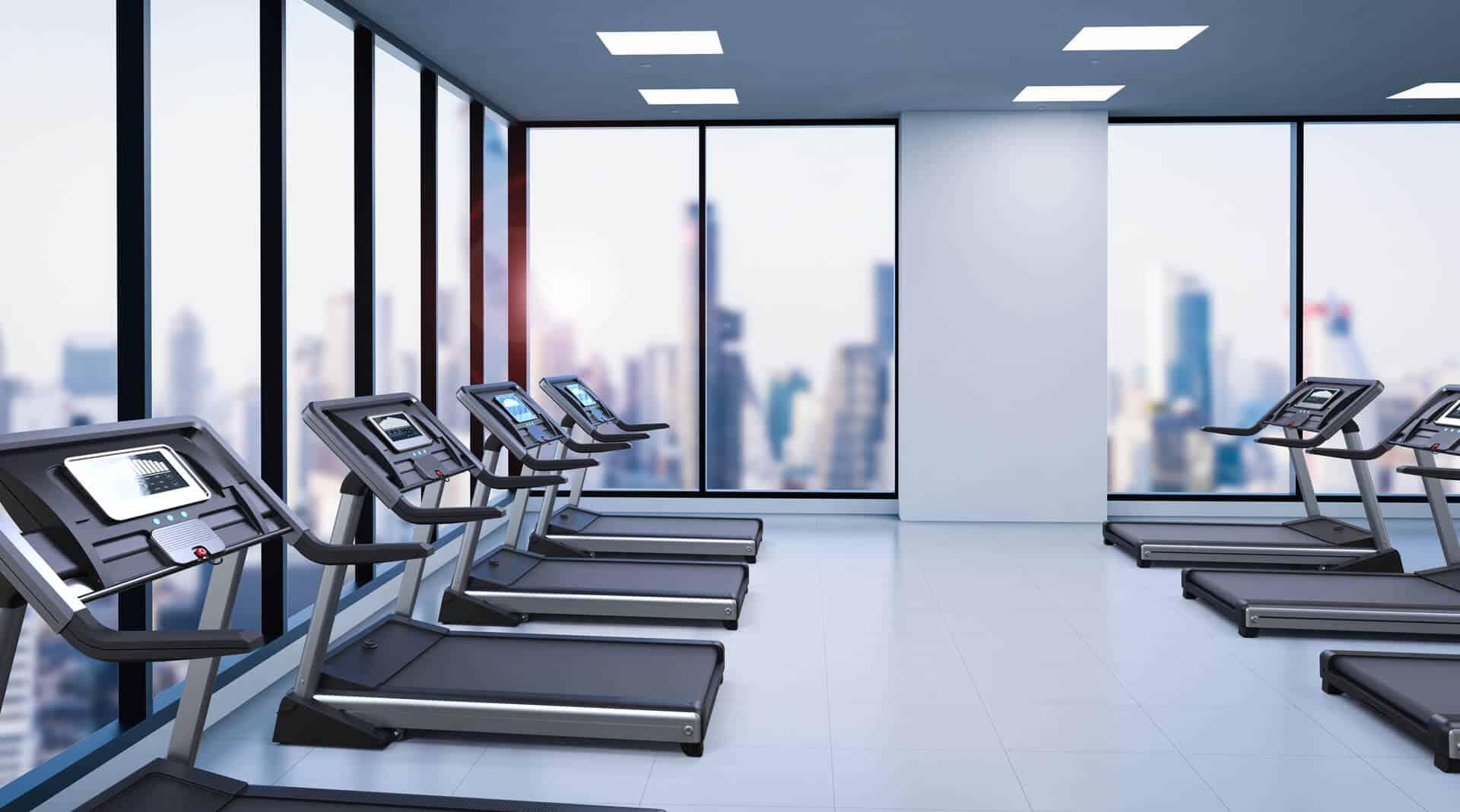 treadmill york or vo2